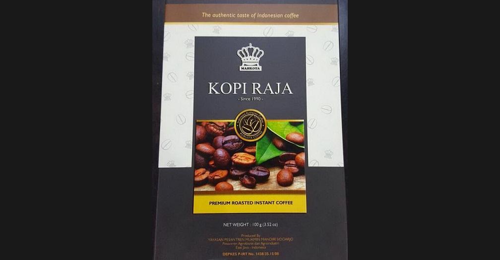 Dari pesantren, Kopi Raja binaan Diskop dan UMKM Jatim tembus pasar Australia