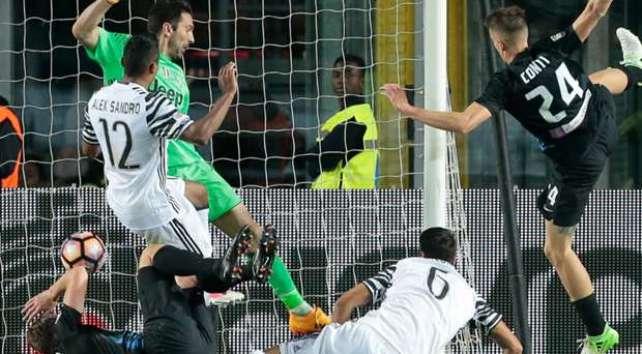 Atalanta sukses tahan imbang Juventus 2-2