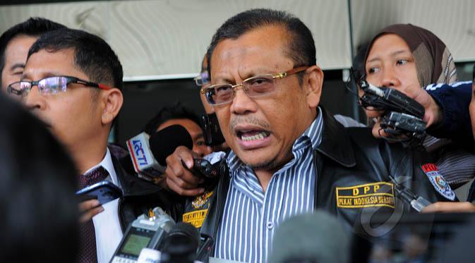 Ditangkap jelang pelantikan presiden, pengacara sebut Eggi Sudjana diperiksa terkait kasus perakitan bom