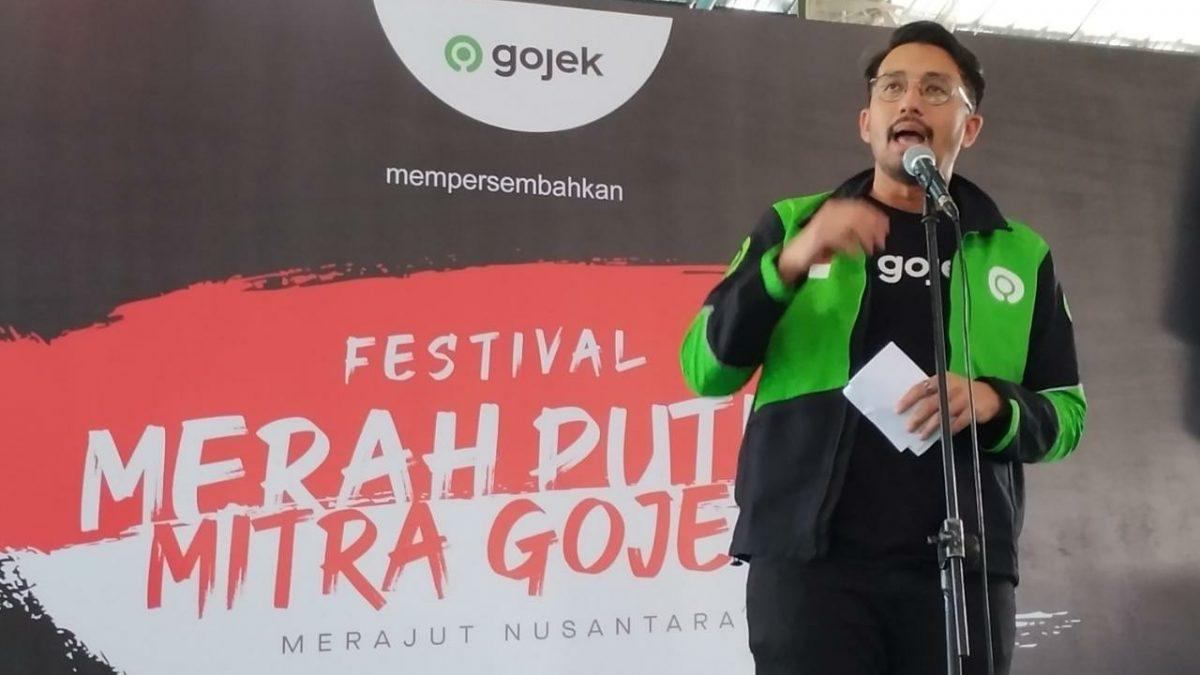 Hari ini! Festival Merah Putih Mitra Gojek serentak digelar 256 Kota