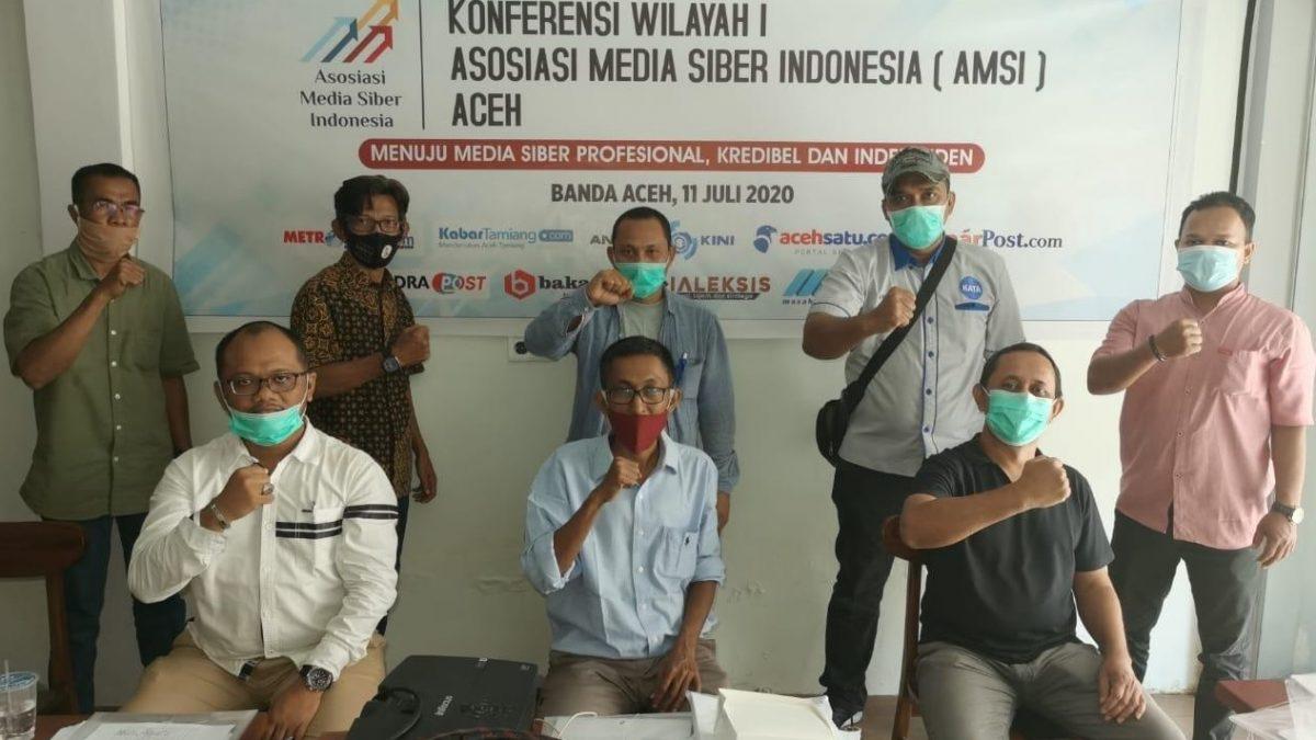 Maimun Saleh pimpin AMSI Aceh periode 2020-2023