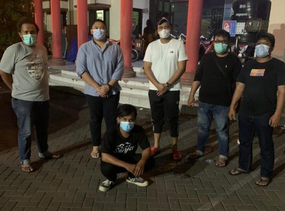 Cowok Surabaya penyiksa pacar diringkus polisi di Wonogiri