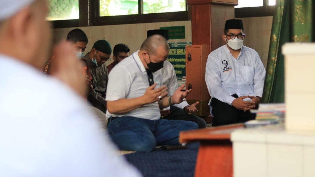 Tekan penyebaran Covid-19, Ketua DPD RI apresiasi Gerakan Santri Bermasker