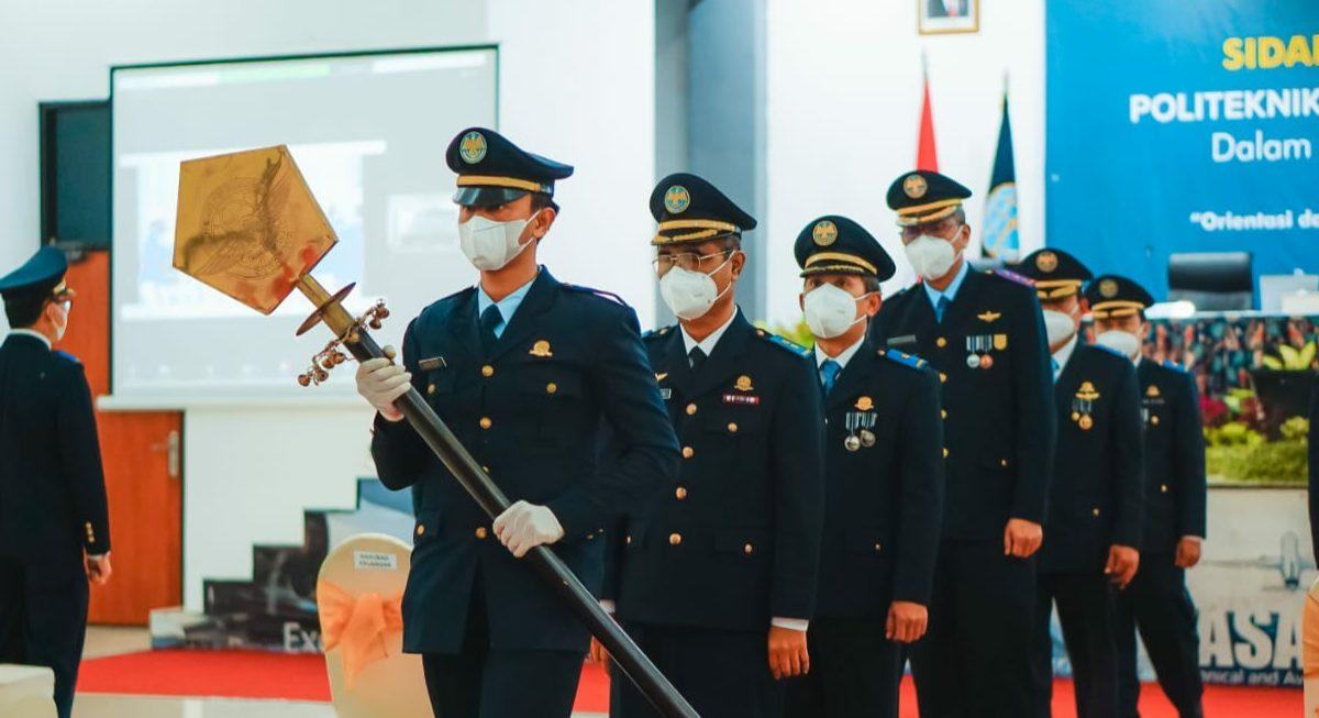 Poltekbang Surabaya perkuat inovasi teknologi penerbangan