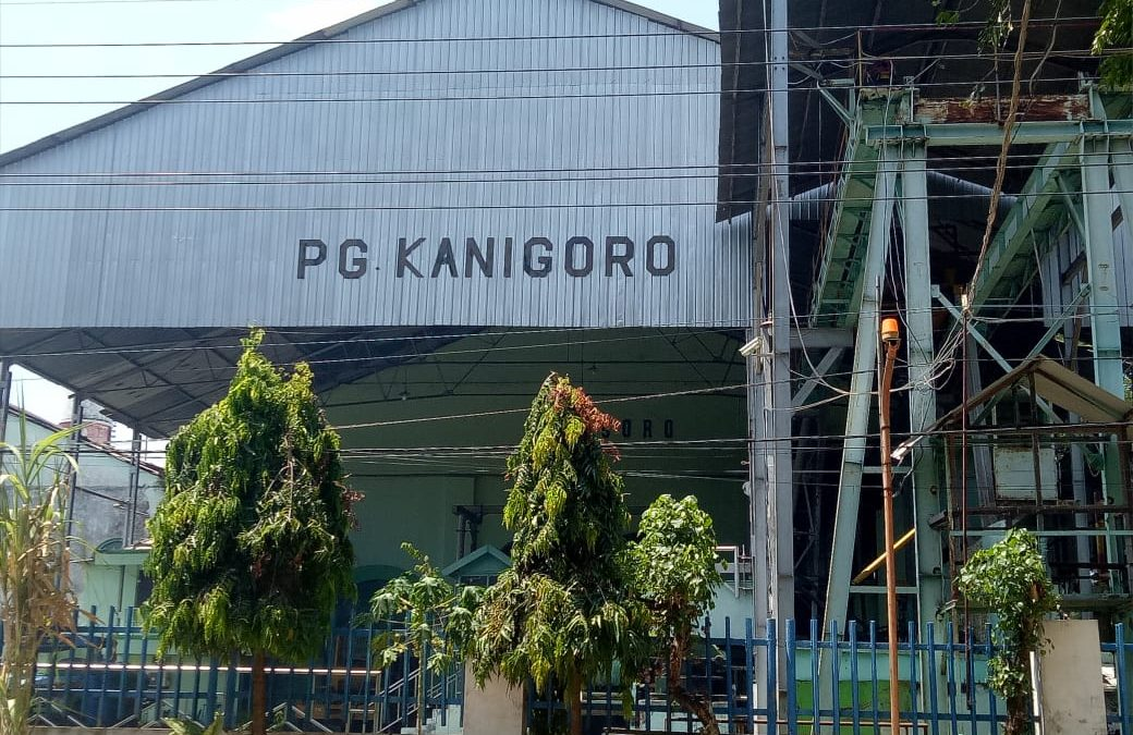 PG Kanigoro Madiun, nasibmu kini